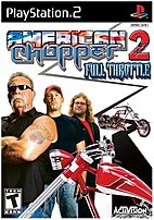 The Activision 047875751330 American Chopper 2  Full Throttle is a bigger, badder, and better than ever with more of everything you loved about the original game