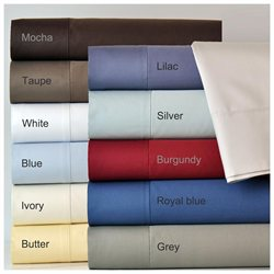 Luxury 100% Egyptian Cotton 600 Thread Count Sheet Set with Bonus Pillowcases (6-piece Set)