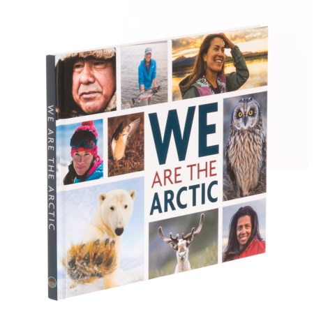 We Are The Arctic Book - Hardcover
