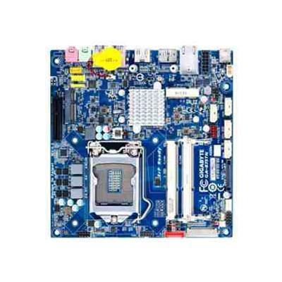 Gigabyte Ga-b75tn Ga-b75tn - 1.1 - Motherboard - Thin Mini Itx - Lga1155 Socket - B75