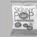 Skinny Pop Popcorn Rte Natl 100Cal Bag 0.65 OZ (Pack of 30)