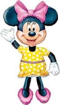 Minnie Mouse Airwalker Mylar Balloon