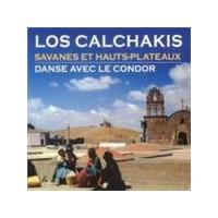 Los Calchakis - High Plateau/Dance With The Condor, The (Music CD)
