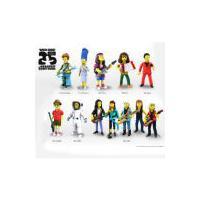 NECA Simpsons 25th Anniversary Joe Perry 5 Inch Action Figure