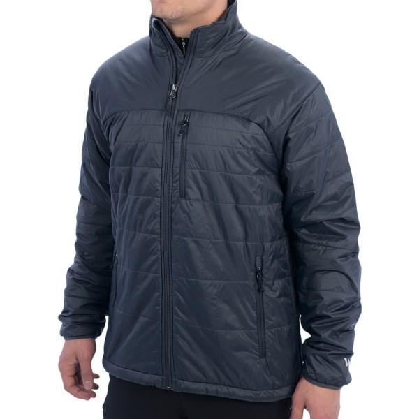 White Sierra Peak Packable Jacket - Insulated (For Men)