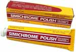 """Simichrome TUBE-50G, The Simichrome TUBE-50G metal polish cleans to a brilliant shine and also leaves a protective film to help retard tranishing"