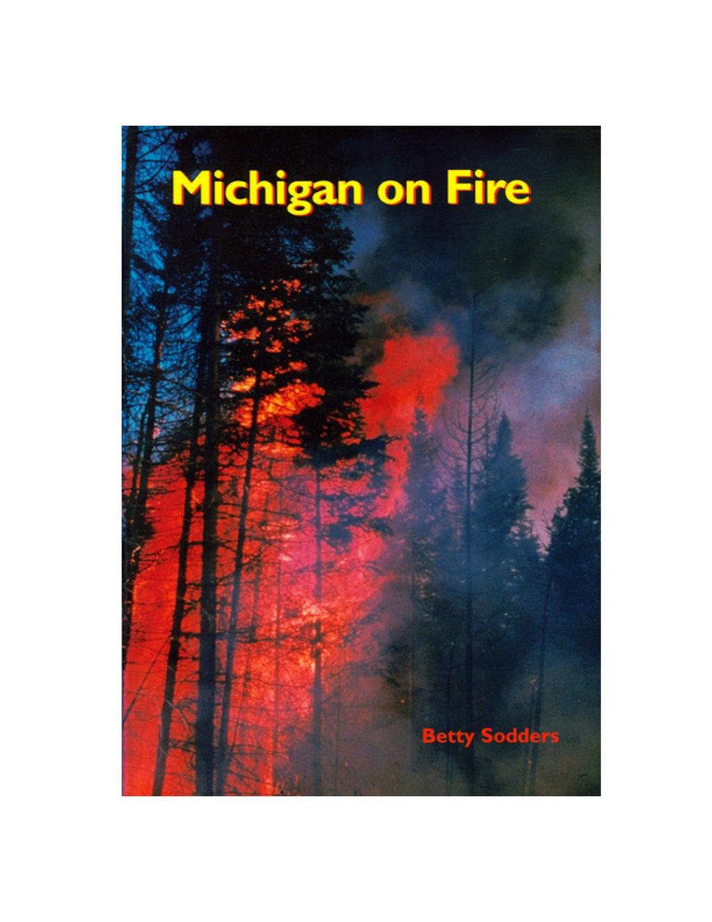 Michigan On Fire (ebook)