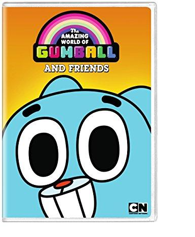 Logan Grove & Teresa Gallagher & Mic Graves-Cartoon Network: The Amazing World of Gumball - The