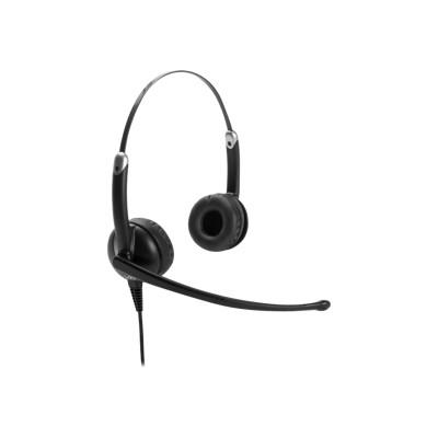 Vxi Corporation 203349 Envoy Uc 3031u Stereo Usb Headset