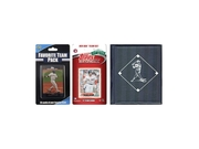 Mlb Boston Red Sox Licensed 2012 Topps Team Set And Favorite Player Trading Cards Plus Storage Album