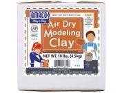 Air-dry Modeling Clay 10lb-terra Cotta