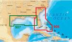 Raymarine Msd/907pp(raymarine) Platinum Plus 907pp - Gulf Of Mexico
