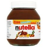 Nutella Hazelnut Spread, 26.5oz