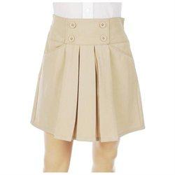 Nautica Big Girls' 4-Button Scooter Skirt (Sizes 7 - )