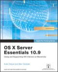 This is the official curriculum of Apple's Mavericks 201: OS X Server Essentials 10.9 course and preparation for Apple Certified Technical Coordinator (ACTC) 10.9 certification–as well as a top-notch primer for anyone who needs to implement, administer, or maintain a network that uses OS X Server on Mavericks