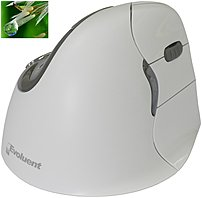 Evoluent Vm4rb Infrared Vertical Right Hand Wireless Bluetooth Mouse