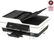 Brother Mfc-j6520dw Professional Series All-in-one Inkjet Printer With Up To 11