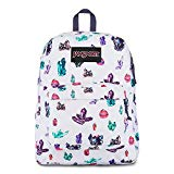 JANSPORT Black Label Superbreak Backpack - Lightweight School Bag | Powerful Magic Rocks Print