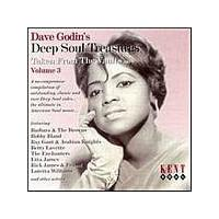Dave Godin - Deep Soul Treasures Vol. 3 (Music CD)