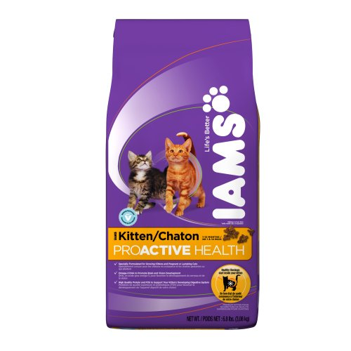 Iams Proactive Health Kitten, 6.8-Pound Bags