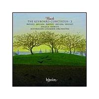 Johann Sebastian Bach - The Keyboard Concertos - Volume 2 (Hewitt, ACO) (Music CD)