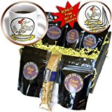 cgb_102916_1 Dooni Designs Worlds Greatest Cartoons - Funny Worlds Greatest Administrative Assistant Cartoon - Coffee Gift Baskets - Coffee Gift Basket