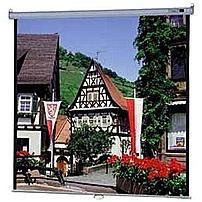 "Da-lite Manual Wall And Ceiling Projector Screen - 45"" X 80"" - Matte White - 92"" Diagonal 83404"