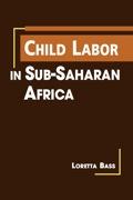 Child Labor In Sub-saharan Africa