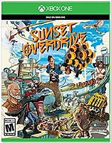 Microsoft 3qt-00005 Sunset Overdrive - Xbox One