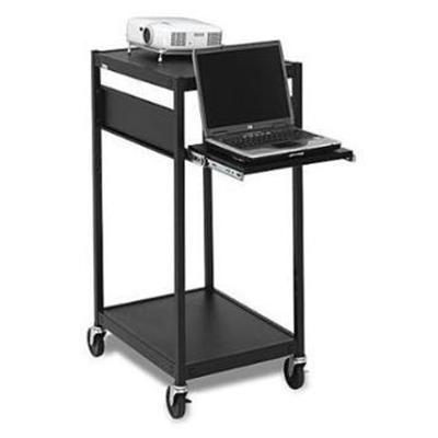 Bretford Manufacturing Ecils2m-bk Interactive Learning Center Ecils2m-bk - Cart For Projector ( Rack ) - Steel - Black - Floor-standing