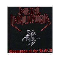 Metal Inquisitor - Doomsday at the HOA (Live Recording) (Music CD)