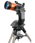 """""""Celestron NexStar 4SE, The Celestron 11049 is a 4-inch Maksutov-Cassegrain telescope with premium StarBright XLT multi coatings and fully computerized GoTo mount with high-performance brass worm gears and motors for improved tracking accuracy"""