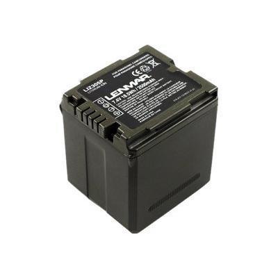 Lenmar Liz305p Liz 305p - Camcorder Battery Li-ion 2500 Mah - For Panasonic Nv-gs230  Gs320  Gs330  Gs500  Gs60  Gs80  Gs90  Avccam Ag-hmc150  Hmc81