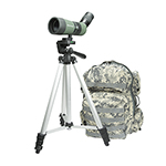 """""""Celestron LandScout 10-30x50 Backpack Kit Brand New Includes Limited Lifetime Warranty, The Celestron 52324 is a 10-30x 50mm LandScout Spotting Scope Backpack kit provides everything you need for viewing wildlife and scenery during camping, backpacking and hiking excursions"""