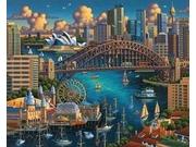 Sydney 500 Piece Puzzle