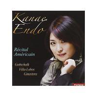 Récital Américain (Music CD)