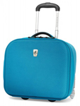 Travelpro Debut Rolling Tote-turquoise Debut Rolling Tote