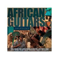 Various Artists - African Guitars Anthology (Music CD)