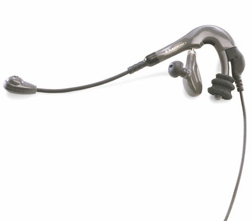 Plantronics TriStar H81N - FREE Upgrade to EncorePro HW530 In the Ear TriStar Headset