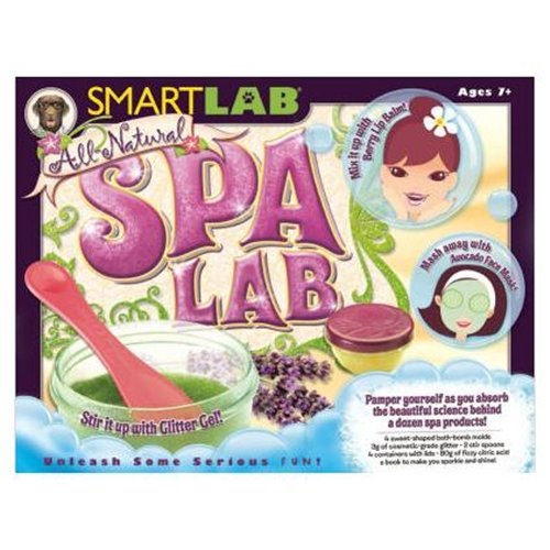 All Natural Spa Lab Kit