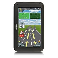"""Magellan Roadmate 2240t-lm Automobile Portable Gps Navigator - 4.3"""" - Touchscreen - Speaker - Microsd - Parking Assist, Text-to-speech, Speed Assist, Junction View, Turn-by-turn Navigation - Usb - 2 Hour - Lifetime Map Updates - Lifetime Traffic Updates - Rm2240sgluc"""