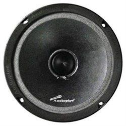Audiopipe Apmb6snd 200w 6 Low Mid Frequency Loudspeaker 200 Watt