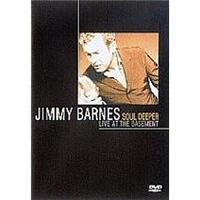 Jimmy Barnes - Soul Deeper, Live At The Basement