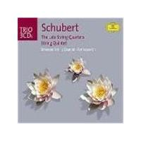 Franz Schubert - The Late String Quartets, String Quintet (Rostropovich) (Music CD)
