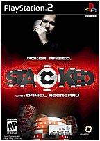 Myelin Media 180951000059 Stacked With Daniel Negreanu - Playstation 2