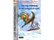 Por Mil Mamuts, Se Me Congela La Cola! / The Fast And The Frozen (spanish) (los Prehistoratones)