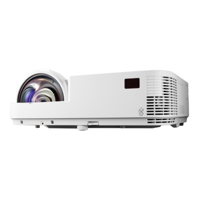 Nec Displays Np-m353ws M353ws - Dlp Projector - 3d - 3500 Ansi Lumens - Wxga (1280 X 800) - 16:10 - 720p - Short-throw Fixed Lens - Lan - With 1 Year Instacare