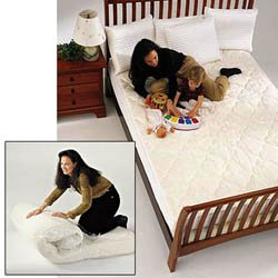 Sleep Luxury Mattress With Teflon; Queen - by InnerSpace  - SLT6080