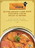 Kitchens of India Butter Chicken Curry Paste, 3.5 Ounce -- 6 per case.