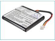 900mah Battery For Tomtom Via 1505t, 1en5.019.02, Via 1535tm, 1ev5.019.03